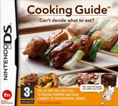 Jaquette de Leçons de Cuisine : Qu'allons-nous manger aujourd'hui ? DS