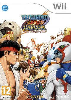 Jaquette de Tatsunoko Vs. Capcom Ultimate All Stars Wii