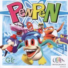 Jaquette de Pen Pen Tri-icelon Dreamcast