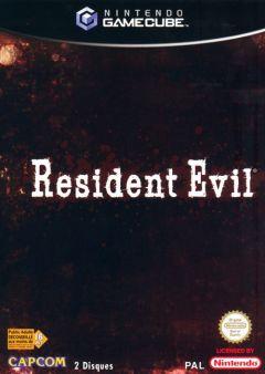Jaquette de Resident Evil GameCube