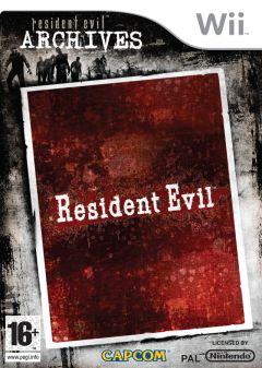 Jaquette de Resident Evil Wii
