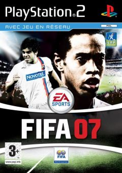 Jaquette de FIFA 07 PlayStation 2