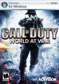 Jaquette de Call of Duty : World at War PC