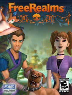 Jaquette de Free Realms PlayStation 3
