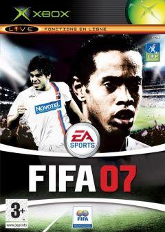 Jaquette de FIFA 07 Xbox