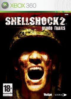 Jaquette de Shellshock 2 : Blood Trails Xbox 360