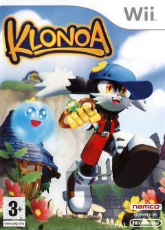 Jaquette de Klonoa : Door to Phantomile Wii