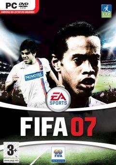 Jaquette de FIFA 07 PC