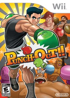 Jaquette de Punch-Out!! Wii