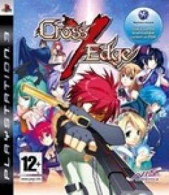 Jaquette de Cross Edge PlayStation 3