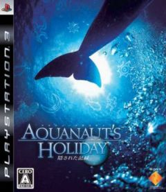 Jaquette de Aquanaut's Holiday PlayStation 3