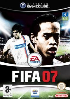 Jaquette de FIFA 07 GameCube