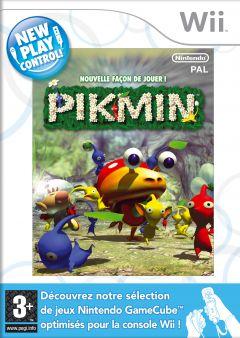 Jaquette de Pikmin Wii