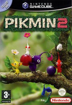 Jaquette de Pikmin 2 GameCube