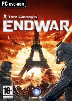 Jaquette de Tom Clancy's EndWar PC