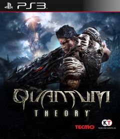 Jaquette de Quantum Theory PlayStation 3