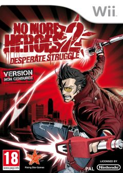 No More Heroes 2 : Desperate Struggle