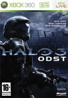 Jaquette de Halo 3 : ODST Xbox 360