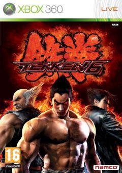 Jaquette de Tekken 6 Xbox 360