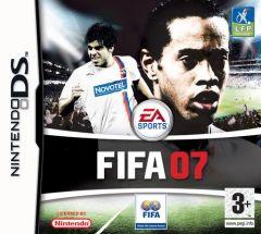 Jaquette de FIFA 07 DS