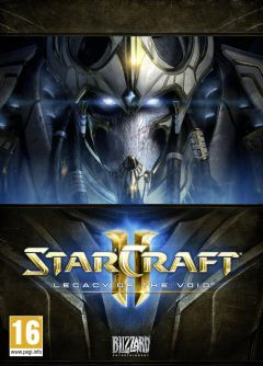 Jaquette de StarCraft II : Legacy of the Void PC