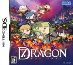 Jaquette de 7th Dragon DS