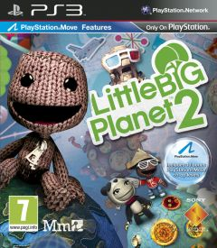 Jaquette de LittleBigPlanet 2 PlayStation 3