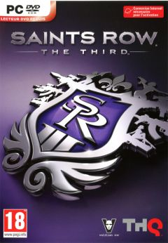 Jaquette de Saints Row : The Third PC