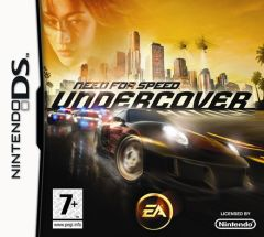 Jaquette de Need For Speed : Undercover DS