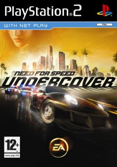 Jaquette de Need For Speed : Undercover PlayStation 2