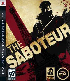 Jaquette de The Saboteur PlayStation 3