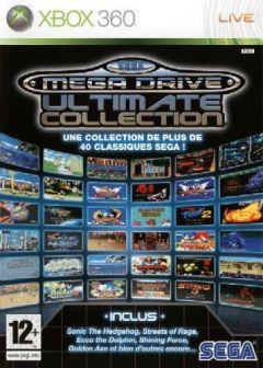 Jaquette de Sega Megadrive Ultimate Collection Xbox 360