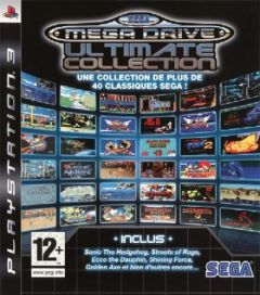 Sega Megadrive Ultimate Collection (PS3)