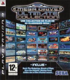 Jaquette de Sega Megadrive Ultimate Collection PlayStation 3