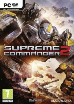 Jaquette de Supreme Commander 2 PC
