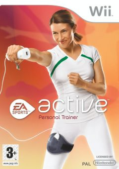 Jaquette de EA Sports Active Wii