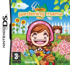 Jaquette de Gardening Mama DS