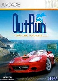 Jaquette de OutRun Online Arcade Xbox 360