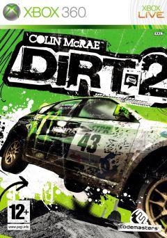 Jaquette de Colin McRae : DiRT 2 Xbox 360