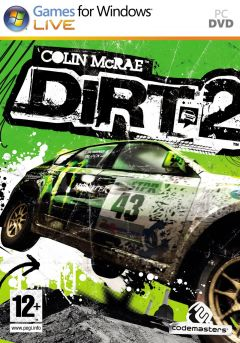 Jaquette de Colin McRae : DiRT 2 PC