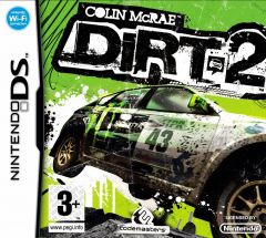 Jaquette de Colin McRae : DiRT 2 DS