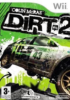 Jaquette de Colin McRae : DiRT 2 Wii