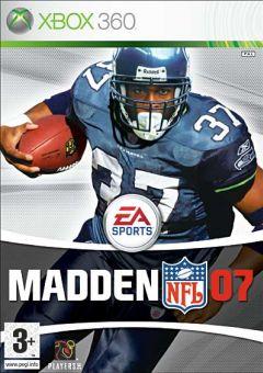 Jaquette de Madden NFL 07 Xbox 360