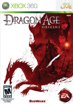 Jaquette de Dragon Age : Origins Xbox 360