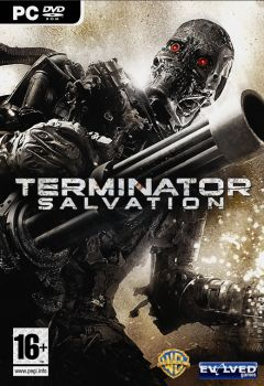 Jaquette de Terminator Salvation PC