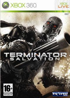 Jaquette de Terminator Salvation Xbox 360