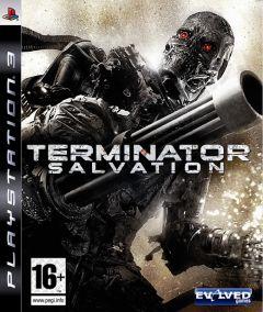 Jaquette de Terminator Salvation PlayStation 3