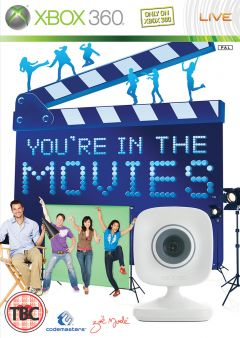 Jaquette de You're in the Movies Xbox 360