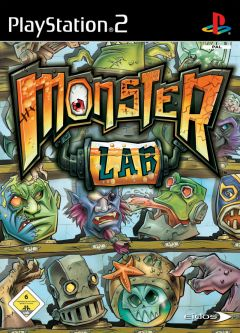 Jaquette de Monster Lab PlayStation 2