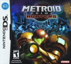 Jaquette de Metroid Prime : Hunters DS